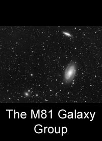 The M81 Galaxy Group