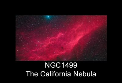 NGC 1499: The California Nebula