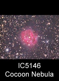 The Cocoon Nebula (IC5146)